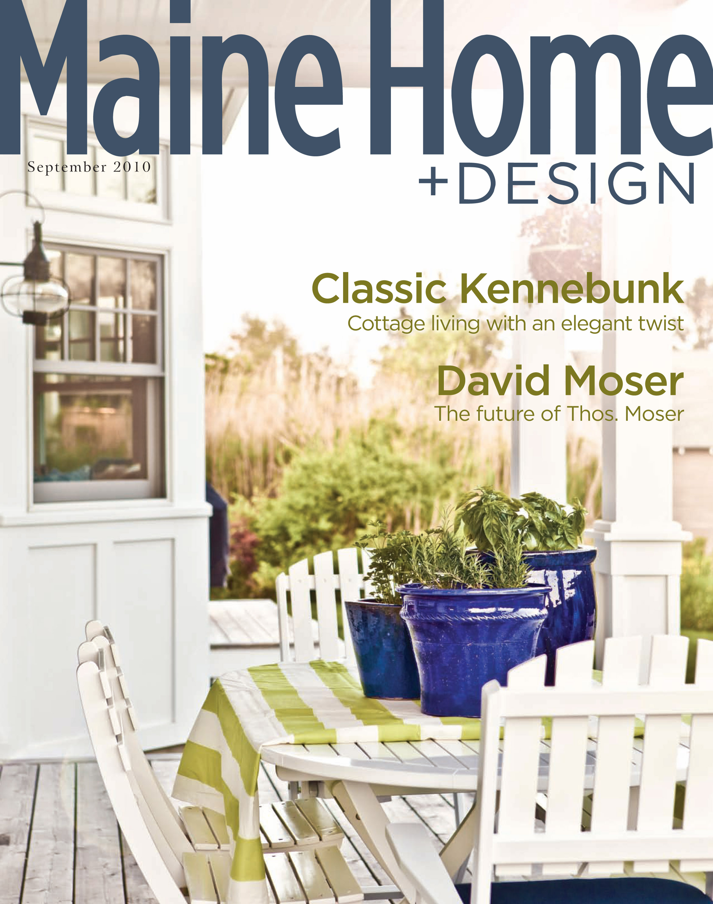 Maine Home+Design Feature